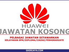 Jawatan Kosong Huawei Technologies Malaysia