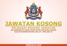Jawatan Kosong Johor di Majlis Bandaraya Johor Bahru