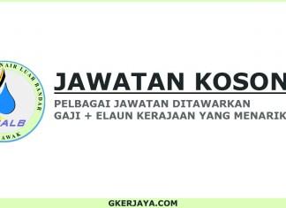 Jawatan kosong Lembaga Air Sarawak