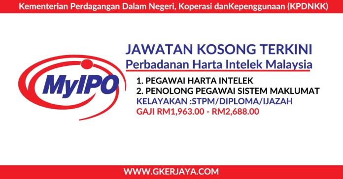 jawatan-kosong-perbadanan-harta-intelek-malaysia
