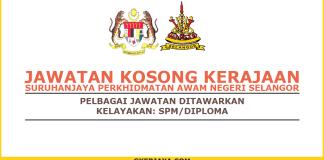 Jawatan kosong SPN Selangor