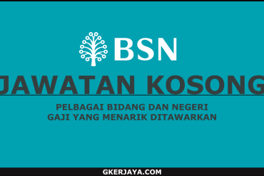 Jawatan kosong terkini Bank Simpanan Nasional