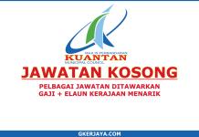 Kerja Kosong Majlis Perbandaran Kuantan (1)