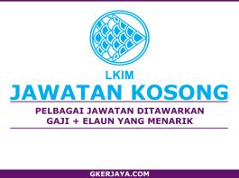 Kerja Kosong Terkini Lembaga Kemajuan Ikan Malaysia