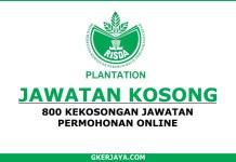 Kerja Kosong Terkini Risda Plantation Sdn Bhd