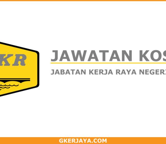 Kerja kosong Jabatan Kerja Raya Negeri Kedah