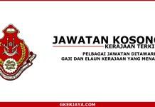 Kerja kosong Terkini Majlis Agama Islam dan Adat Istiadat Melayu Kelantan