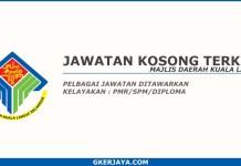 Kerja terkini Majlis Daerah Kuala Langat