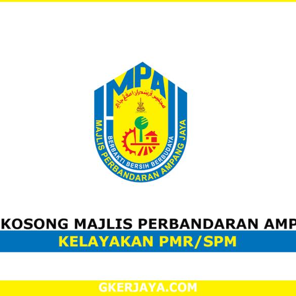 Kerja terkini Majlis Perbandaran Ampang (1)
