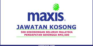 Outdoor Sales Cum Promoter Maxis