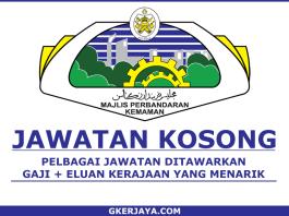 Peluang kerjaya Majlis Perbandaran Kemaman