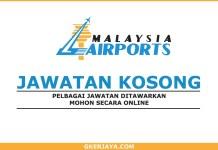 Peluang kerjaya Malaysia Airports Holding