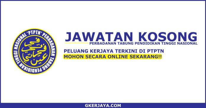 Peluang kerjaya PTPTN Permohonan Online
