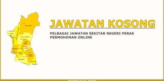 Peluang kerjaya terkini sekitar negeri Perak