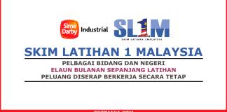 Skim Latihan 1 Malaysia 2018 Sime Darby Industrial