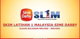 Skim Latihan 1 Malaysia Sime Darby Holding