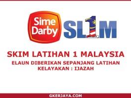 Skim Latihan 1 Malaysia Sime Darby Holdings Berhad