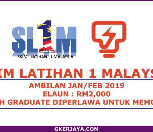 Skim Latihan 1 Malaysia TNB FASA 5 Kumpulan 2