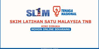 Skim Latihan 1 Malaysia TNB