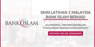 Skim Latihan 1Malaysia di Bank Islam Berhad