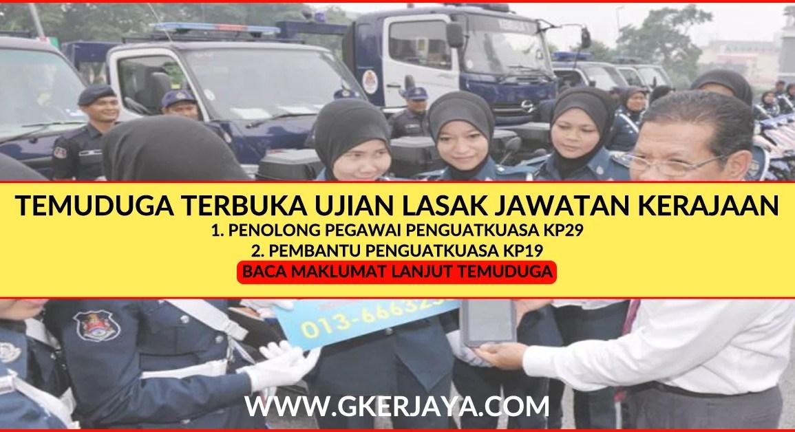 Temuduga Terbuka Jawatan Kosong Selangor