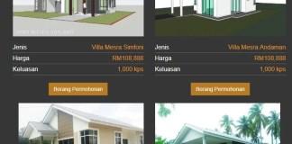 ciri-ciri rumah