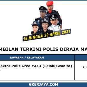 e-Pengambilan PDRM Inspektor Polis YA13 (1)