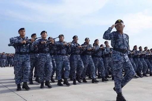 Kerja Kosong Tentera Udara diRaja Malaysia