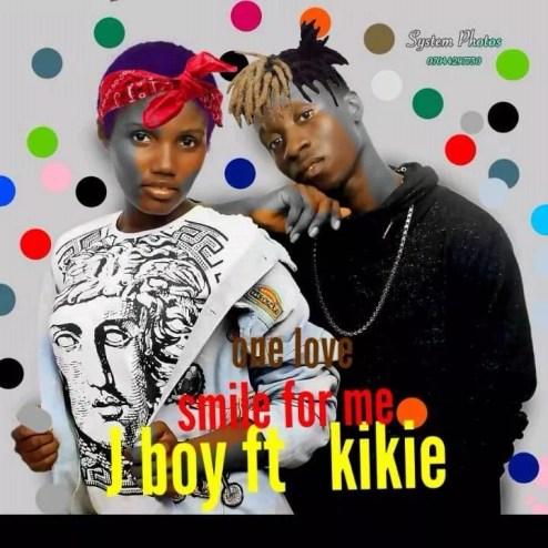 [Musik] Jboy ft Kikie - Smile For Me 2