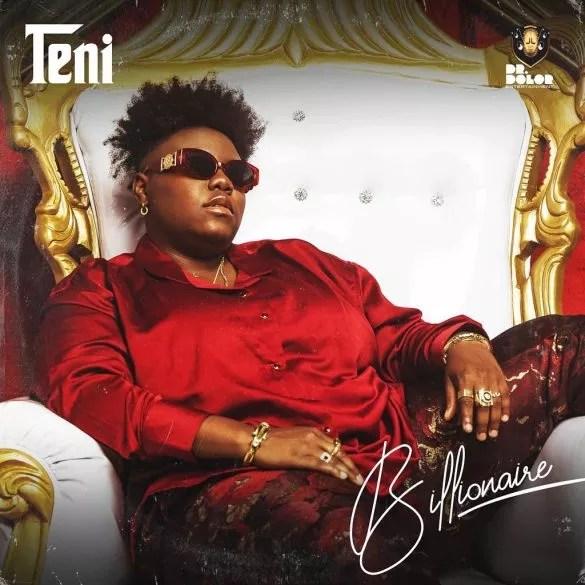 DOWNLOAD: Teni – Billionaire (Full EP) 1