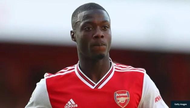 'Pepe Must Fight To Start At Arsenal'- Arsene Wenger 1