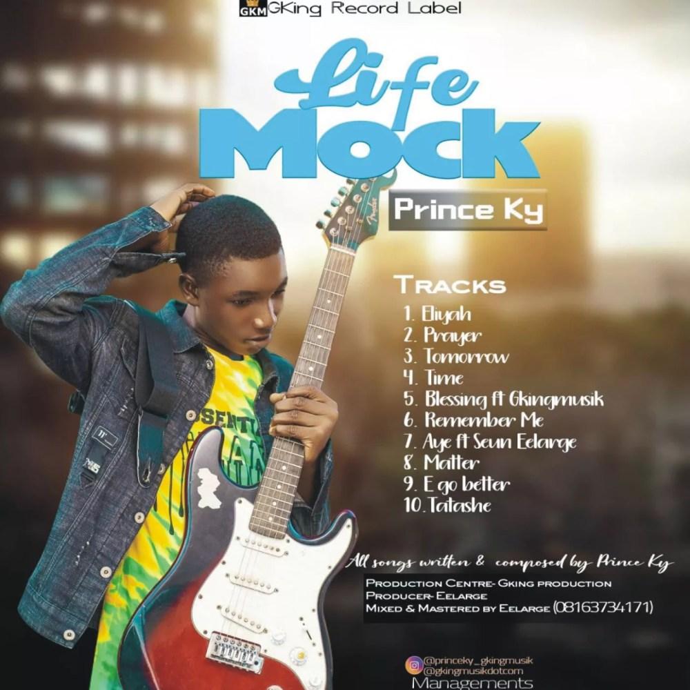 [Music] Prince Ky - Time 1