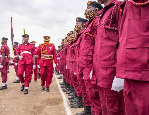 Fully Armed Herdsmen Trooping Into Oyo State – General Togun Raises Alarm 1
