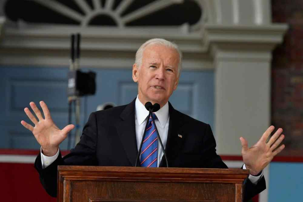 Joe Biden Calls On Trump Supporters To 'Pull Back,' Urges Decency 1