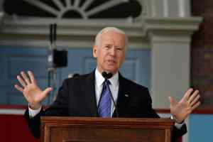 Joe Biden Calls On Trump Supporters To 'Pull Back,' Urges Decency 2
