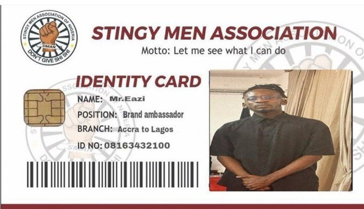Mr Eazi Joins Don Jazzy In 'Stingy Men Association Of Nigeria' 1