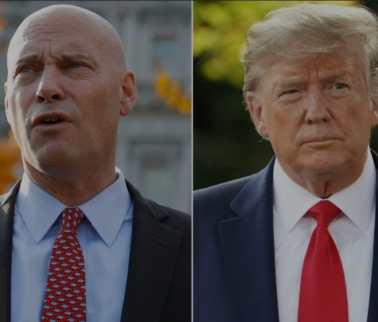 Donald Trump Bans Mike Pence's Chief Of Staff, Marc Short From White House 1