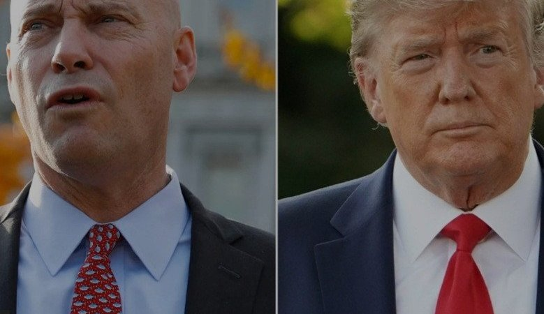 Donald Trump Bans Mike Pence's Chief Of Staff, Marc Short From White House 4