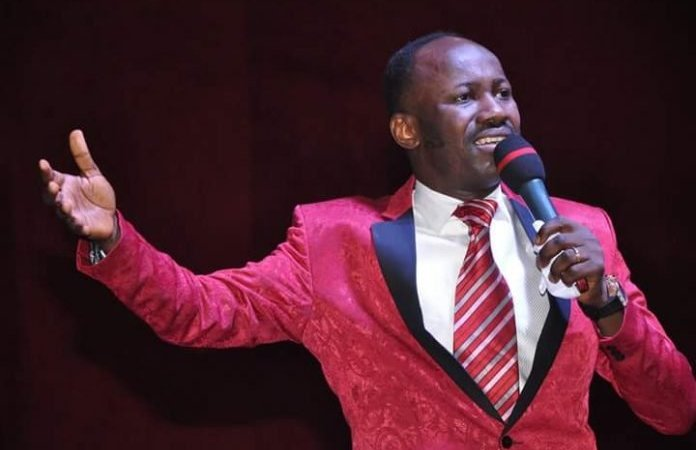 I Bought A Private Jet During Pandemic, I Didn't Want COVID-19 To End – Apostle Suleman 4