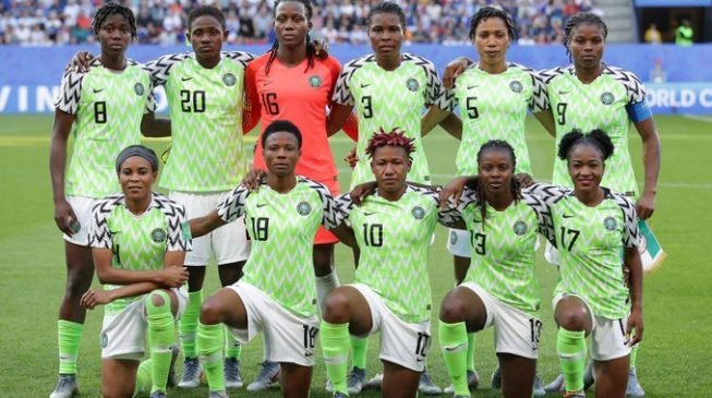 Super Falcons Trashes CSKA 1-0 In Turkish Tourney Opener 2