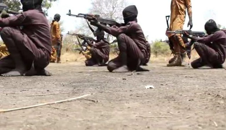 Boko Haram Releases Video Of Children Undergoing Combat Training In A Camp 3