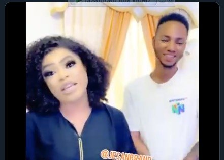 TALK AND DO!! Bobrisky Gives Three Fans Who Tattooed His Image On Their Body 50k Each (VIDEO) 6