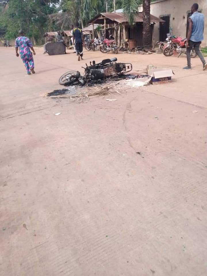 Over 20 Persons Killed In Ebonyi By Suspected Fulani Herdsmen (Disturbing Photos) 5