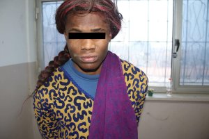 Nigerian Man Disguises As A Woman To Escape After Allegedly Killing Another Foreigner In Libya