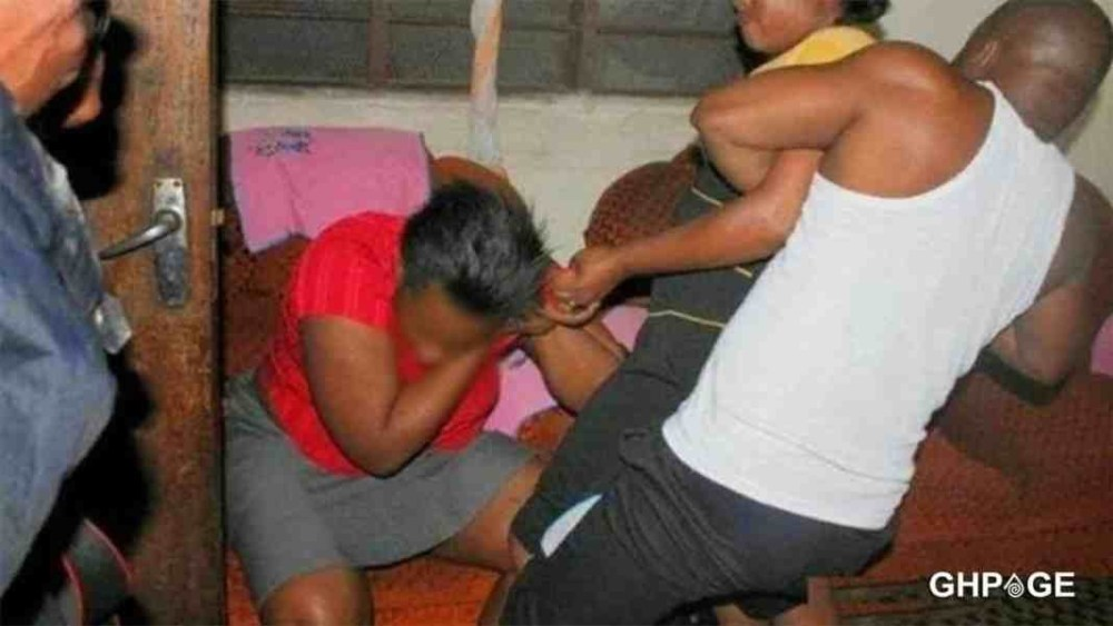 Ghanaian Naval Officer Caught Airforce Personnel Having affair With His Wife