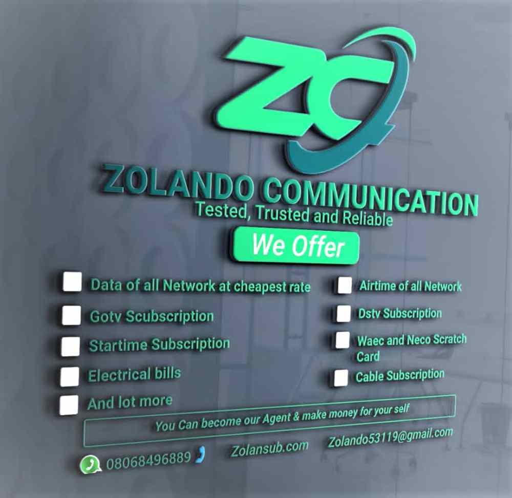 Zolando communication 1