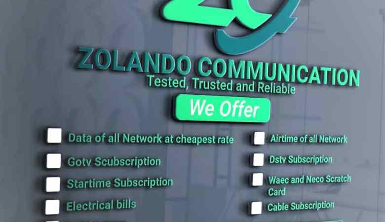 Zolando communication 4
