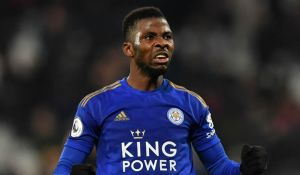 Kelechi Iheanacho Sends Leicester To First FA Cup Final Since 1969 2