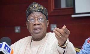 Lai Mohammed Reveals Those Encouraging Insecurity In Nigeria 2