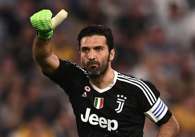 Juventus Goalkeeper Gianluigi Buffon Punished For Comparing God To A DOG (See His Comment) 1